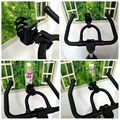 Stationary Bike Water Bottle Holder Mount Stand for Spin Bike/Exercise Bicycle