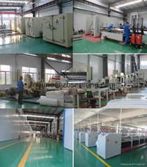 Shandong Senrong Plastic Industry technoloy CO.,LTD