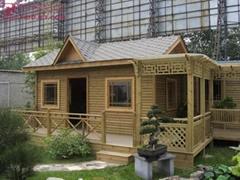 木结构房屋营造