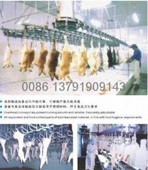 Rabbit Slaughter Machine Line