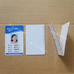 标签贴片卡