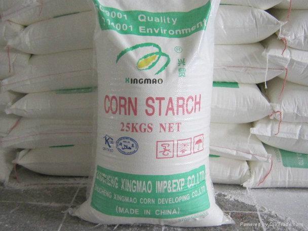 Sell corn starch food grade 1