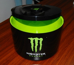 10 liter large Energy Drinks ice buckets