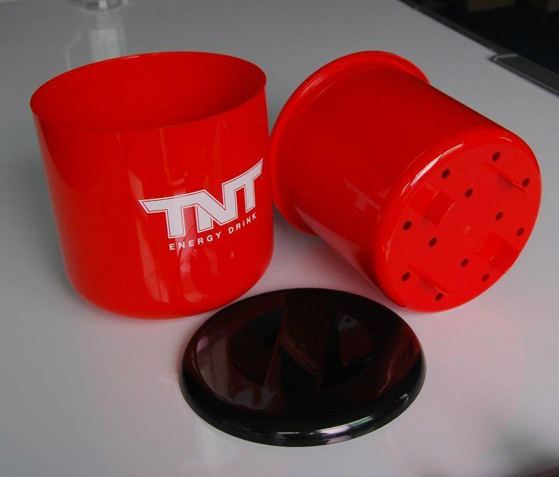 10 liter large Energy Drinks ice buckets 4