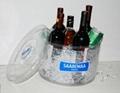 10 liter large Energy Drinks ice buckets 5