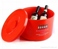10 liter round ice bucket promotion