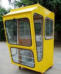 crane control cab