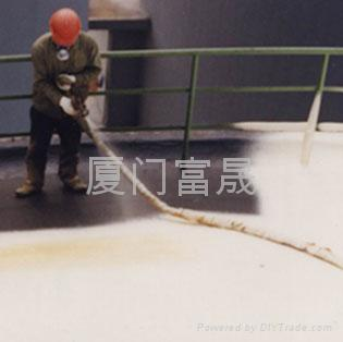 FBW改性聚氨酯防水保溫一體化材料 2