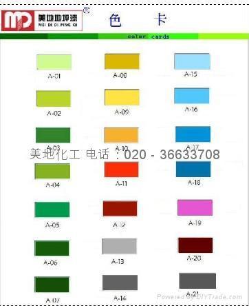 丙烯酸多功能油漆 4