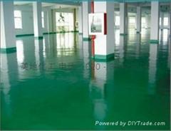 環氧水泥地板漆