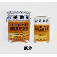 廣州油性環氧平塗地坪塗料包工包料一體化服務