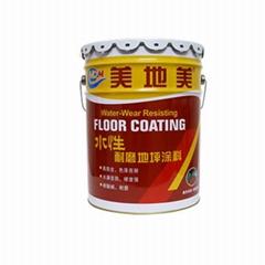 广州水性环氧地坪漆厂家直销