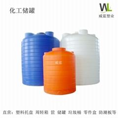 武漢塑料水箱儲罐水塔水桶化工桶