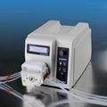 RS485 dispensing peristaltic pump for liquid filling 2