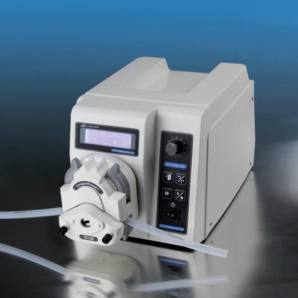 RS485 dispensing peristaltic pump for liquid filling 4