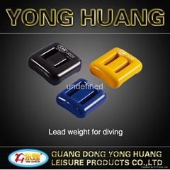 diving lead