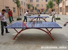 濟南室外乒乓球台