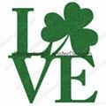 St. Patrick's Day Hotfix Glitter