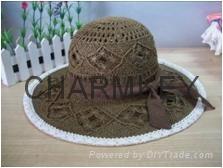 Men and women's hat