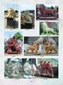 Animal Sculpture,Marble Lion