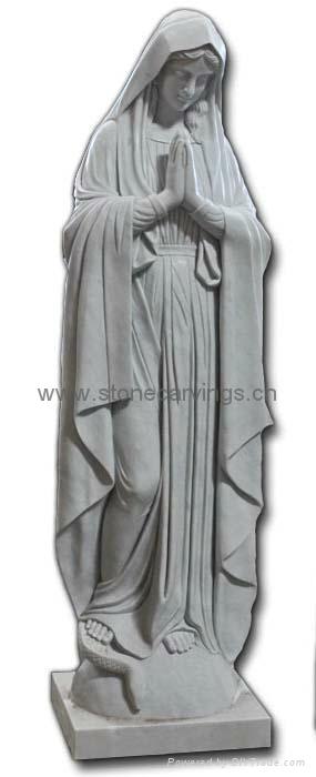 Religion statue 1