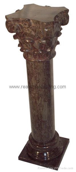 Marble Pillar,column,Pedestal 1