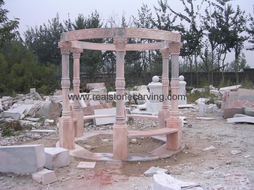 marble gazebo 1