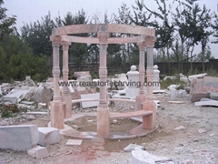 marble gazebo