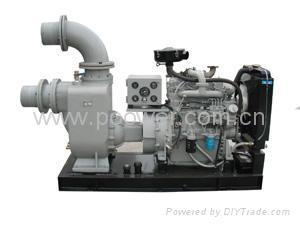 柴油机自吸排污泵 1