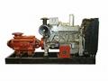 柴油机消防水泵组
