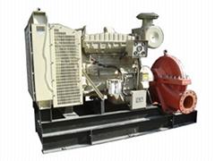 柴油机锅炉给水泵