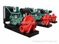 柴油机消防泵组