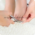 Professional Stainless Steel Toe Nail Nipper Clipper Cutter Ingrown Pedicure