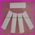 Pro Buffing Sanding Nail Buffer Block Files Acrylic Pedicure 4 Way White Buffer