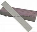 Zebra 100/180 Long Suquare Nail Art File Nail Buffers nail block
