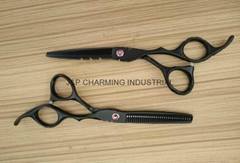 Professional 6cr Hair scissors,Barber shears 5.5'',6'',6.5'',any size