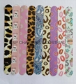 lovely nail file ,colorful emery board