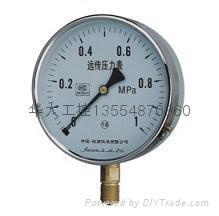恆壓供水供油供氣專用遠傳壓力表
