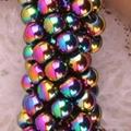 彩色磁性珠子 4