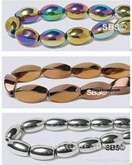金屬色磁珠