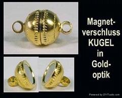 磁性項鏈扣