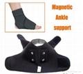 Magnetic Black Neoprene Support