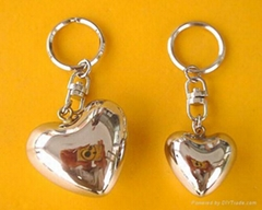 key chain & pendant balls with chimings .