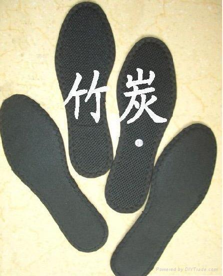 Bamboo charcoal insole 2