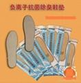 Tourmaline FIR heating insoles 3