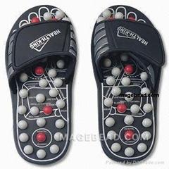 磁療按摩拖鞋