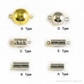 magnetic clasp for jewelry