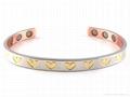 magnetic bracelet with LOGO  2