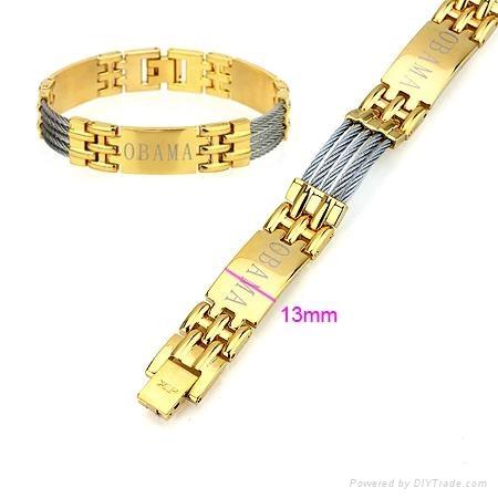 magnetic bracelet with LOGO  3