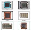 auto-heating FIR therapy jade mattress pad